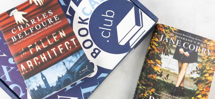 BookCase.Club Review + Coupon – August 2021 THRILL SEEKER