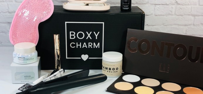 Boxycharm Luxe Box September 2021 Review