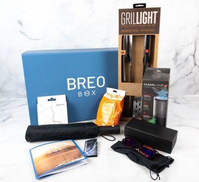 Breo Box Review + Coupon – Fall 2021