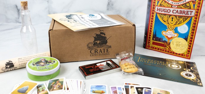 Crate Expectations Review + Coupon – August 2021 INCREDIBLE INVENTIONS