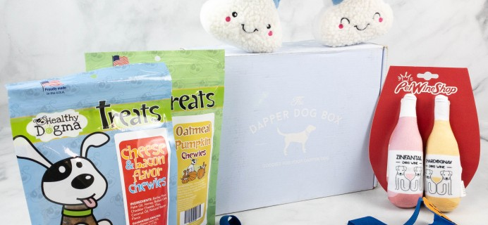 The Dapper Dog Box Review + Coupon – August 2021