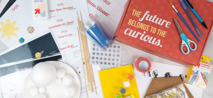 GIGIL STEM Kits Review + Coupon – REACH FOR THE STARS!