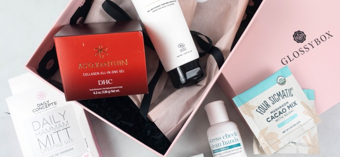 GLOSSYBOX September 2021 Review + Coupon