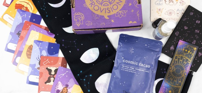 Goddess Provisions September 2021 Subscription Box Review