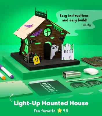 KiwiCo Halloween Kits Are Here: Fun Halloween Projects!