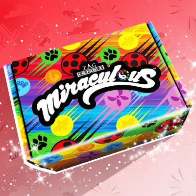 Miraculous Box Fall 2021 Spoilers!
