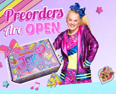 The Jojo Siwa Fall 2021 Box Available to Order Now + Coupon!