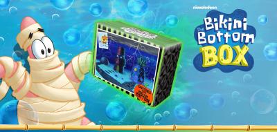 Spongebob's The Bikini Bottom Box Fall 2021 Spoiler #2!
