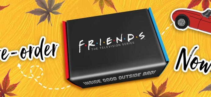 FRIENDS Subscription Box Fall 2021 Spoiler #1!