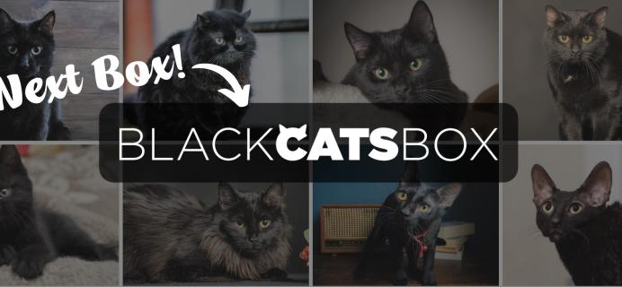 Cat Lady Box October 2021 Black Cat Box Spoilers + Coupon!