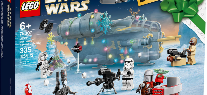 Star Wars Lego 2021 Advent Calendar Is Here: 7 Characters and 17 Mini Builds + Spoilers!