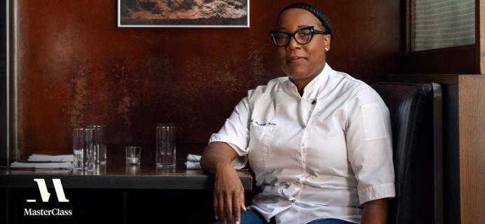 MasterClass Mashama Bailey: Learn How To Cook Traditional and Reimagined Southern Cooking!