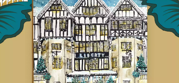 The Liberty Beauty Advent Calendar 2021: £840 Worth of Products + Full Spoilers!
