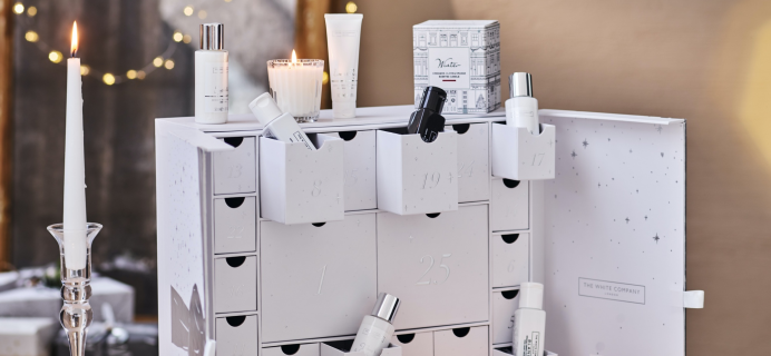 The White Company Advent Calendar 2021 Coming Soon + Full Spoilers!