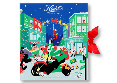 Kiehl's 2021 Beauty Advent Calendar: 24 Goodies in Fully Recyclable Packaging + Full Spoilers!