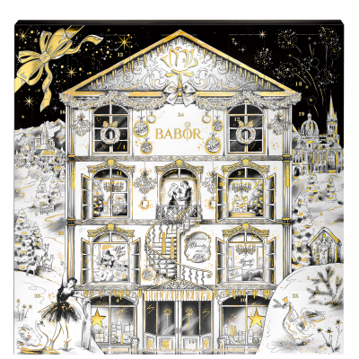 BABOR Ampoule Advent Calendar 2021 Is Here: 24 Skin Treatment Ampoules + Full Spoilers!