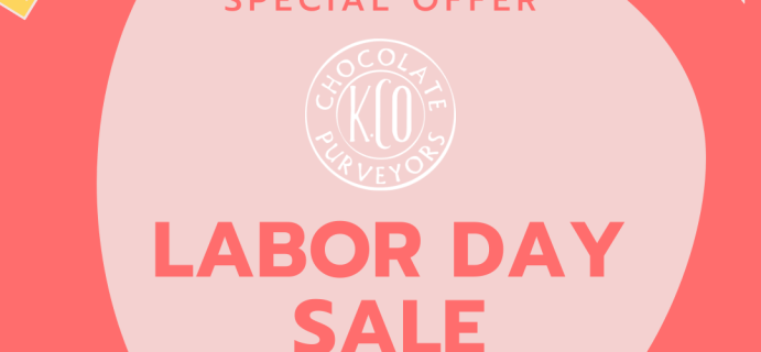 Kekao Box Labor Day Sale: $5 Off Chocolate For Life!