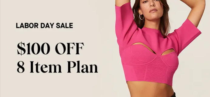 Rent the Runway Labor Day Sale: Get $100 Off!