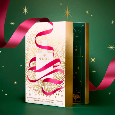 NUXE Beauty Advent Calendar 2021: Daily Dose of Beauty This December + Full Spoilers!