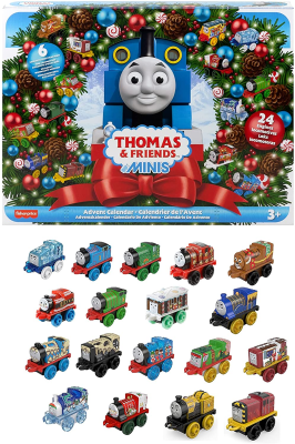 2021 Fisher-Price Thomas & Friends MINIS Advent Calendar Available Now!