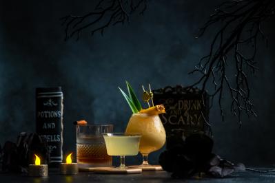 Shaker & Spoon October 2021 Spoilers:  Mezcalloween