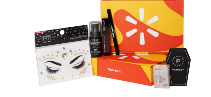 Walmart Limited Edition Halloween Beauty Box 2021: Full Spoilers!
