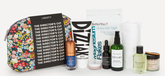Liberty London Director's Cut Beauty Kit Is Here!