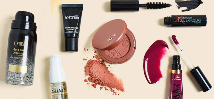 Ipsy {RARE} Deal: Get a FREE Month of Refreshments When You Subscribe!