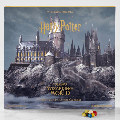The Harry Potter Candy Advent Calendar Is Back!