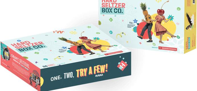 2021 Hard Seltzer Box Co Advent Calendar: 24 Unique Hard Seltzers!