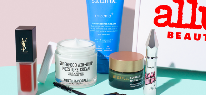 Allure Beauty Box Limited Edition Best of Beauty Box Is Here: 6 Beauty Products From Top Brands!