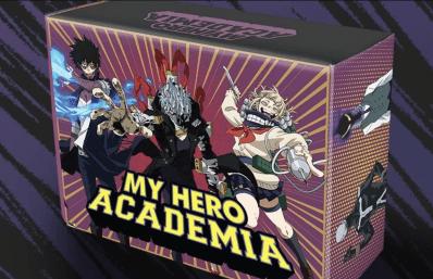 My Hero Academia Subscription Box Fall 2021 Spoiler #2!