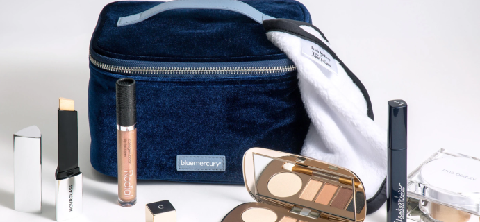 Blue Mercury Glow Makeup Set: $260 Worth of Gorgeous Glow-y Makeup Products!