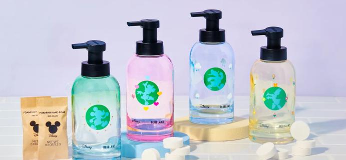 Blueland x Disney Hand Soap Kits Collab!