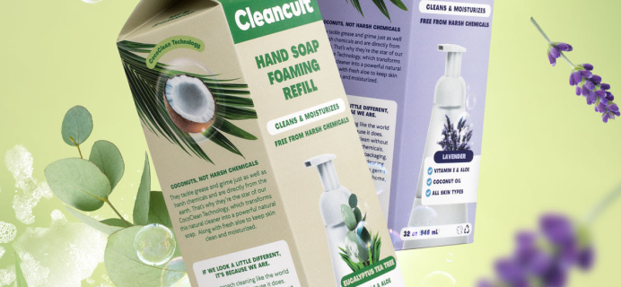 Cleancult Launches New Foaming Hand Soap Line!