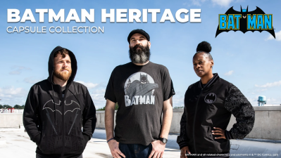 Loot Crate Limited Edition Batman Heritage Capsule Collection!