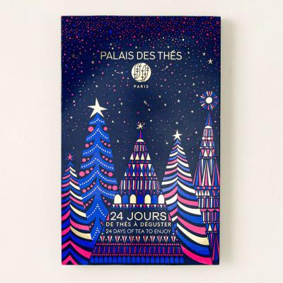 2021 Palais de Thés Tea Advent Calendar Is Here: 24 Unique Tea Blends!