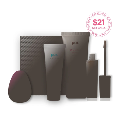 Pur Cosmetics Fall Mystery Bundle Is Here: 5 Mystery Products With $114 Value For Just $21!