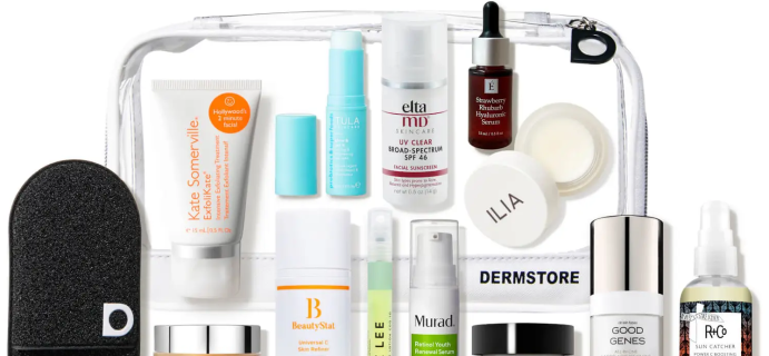 Best of Dermstore The Essential Set: 14 Bestselling Products From Top Brands!