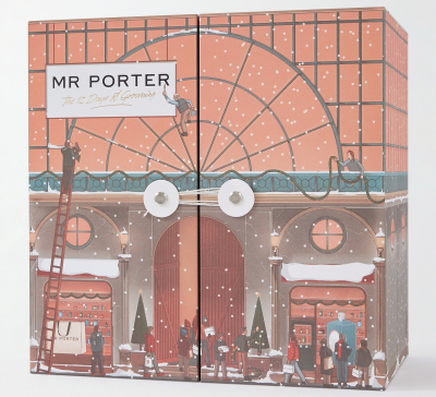 2021 Mr Porter Grooming Advent Calendar FULL Spoilers!