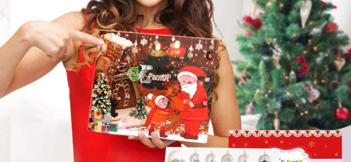 D-FantiX Jewelry Advent Calendar: 24 Jewelry Pieces + Full Spoilers!