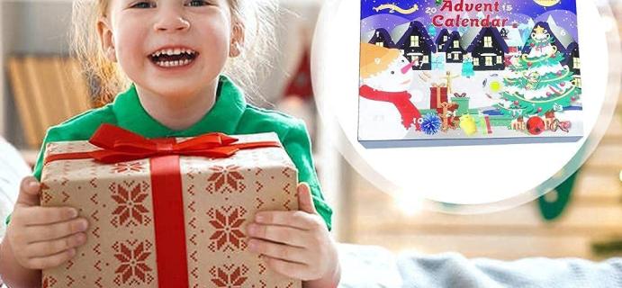 2021 Abenow Fidget Advent Calendar: 24 Fidget Toys + Spoilers!