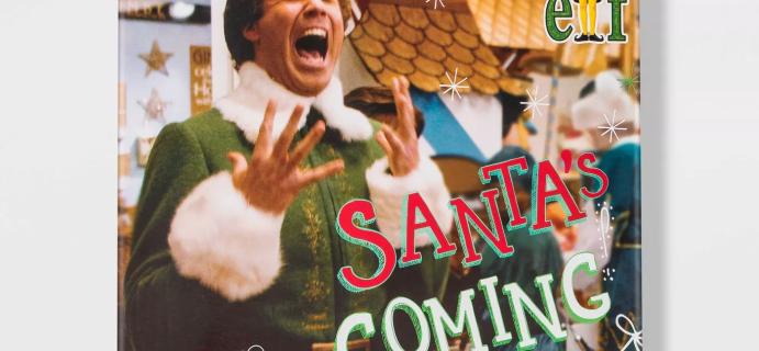 2021 Elf Movie Women's Socks Advent Calendar: 15 Days of Buddy the Elf Socks!