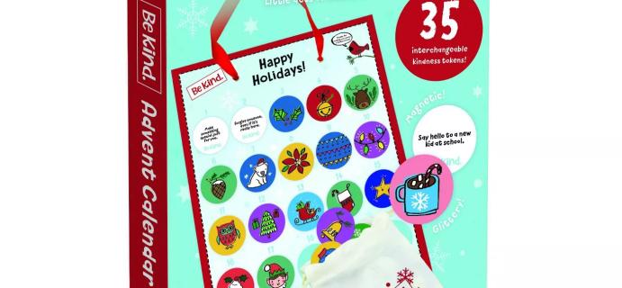 MindWare Be Kind Advent Calendar: Encourages Empathy!