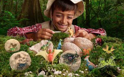 2021 MindWare Dinosaurs Advent Calendar: 12 Unique Dinosaur Eggs!