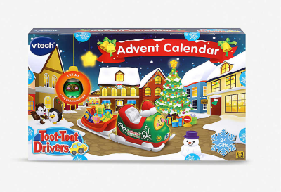 2021 VTech Advent Calendar: Toot-Toot Drivers Collection!