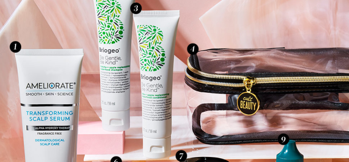 The Cult Beauty Hair Care Heroes Kit GWP: 9 Products For Strong and Healthy Hair + Full Spoilers!