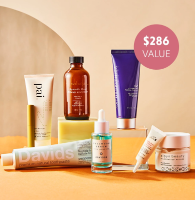 The Detox Market Gift With Purchase: Get The Fall Bundle for FREE With $200+ Purchase!