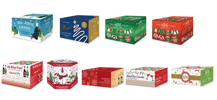 2021 Sip & Savor Wine Advent Calendars: Decadent Wines To Unbox This Holiday Season!