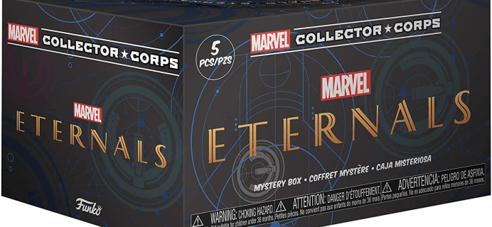 Marvel Collector Corps November 2021 Theme Spoilers!